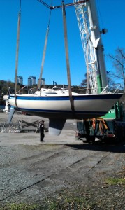 Sjösättning 2012-1